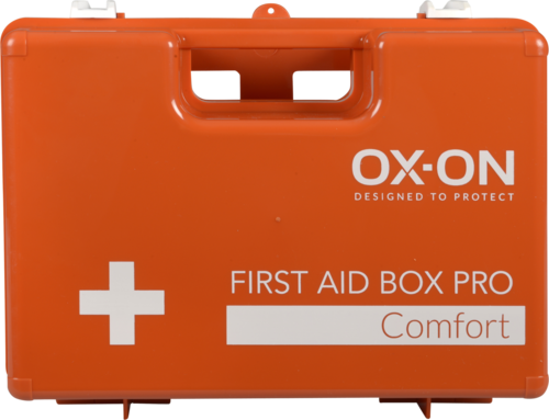 OX-ON First Aid Box Pro Comfort