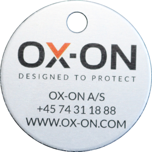 OX-ON Badge f/ Inspection kit
