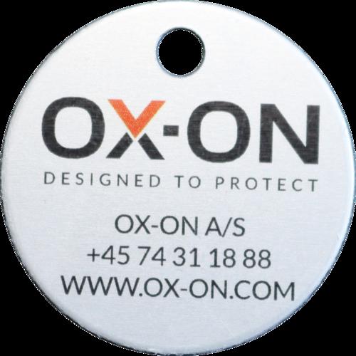 OX-ON Badge f/ Inspection kit