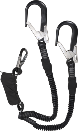 OX-ON Magnum Flex Twin Lanyard Supreme 1.9 m