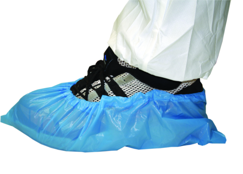 ABENA Shoe cover long LDPE