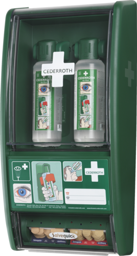 Cederroth Eye Wash station