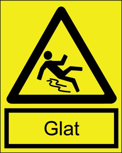 Glat - Folie