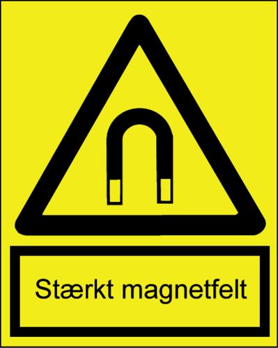 Stærkt magnetfelt