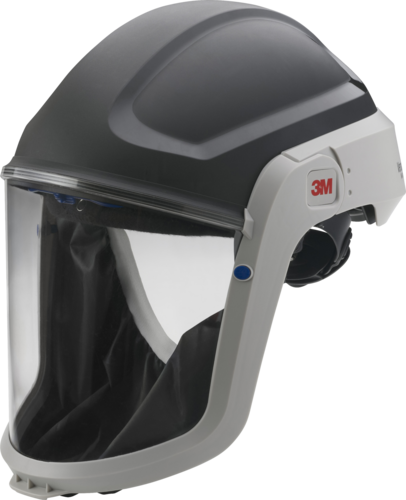 3M M-306 Faceshield f/ Versaflo + Jupiter