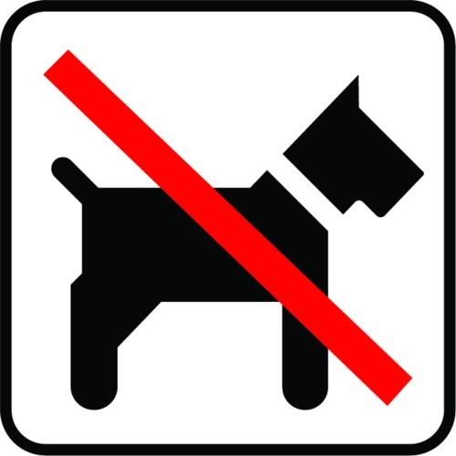 Hunde ej adgang