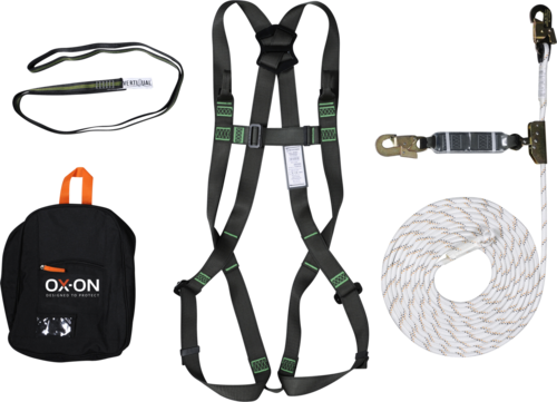 OX-ON Fall Protection Kit, Basic