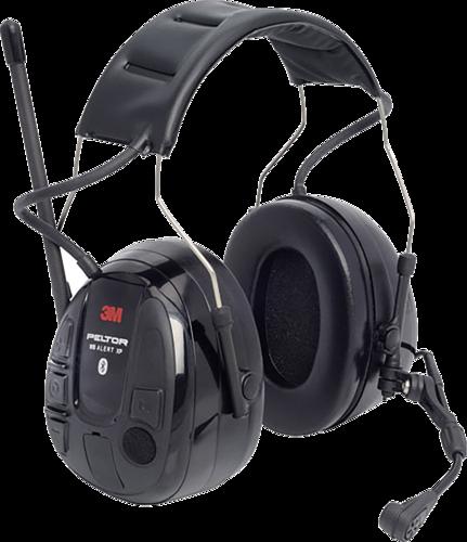 3M Peltor WS Alert XP Bluetooth f/ helmet