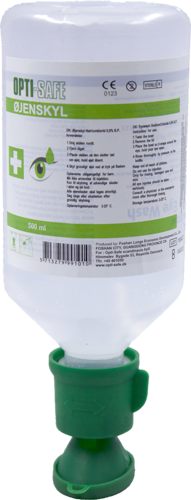 OPTI-SAFE Eyewash, 500 ml