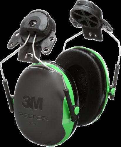 3M Peltor X1P3 f/helmet