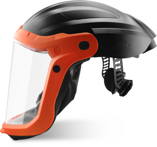 OX-ON TECMEN Face shield G10 f/ PAPR Comfort