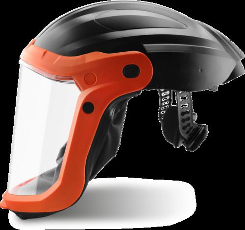 OX-ON TECMEN Face shield G10 f/ PAPR Comfort