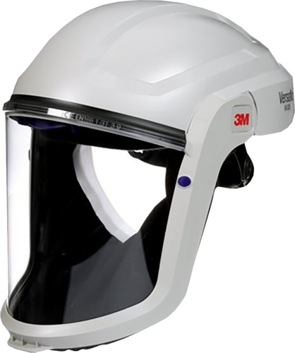 3M M-206 Faceshield f/ Versaflo + Jupiter
