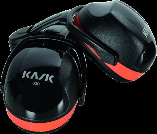 Kask SC3 f/Helmet -Black/Orange