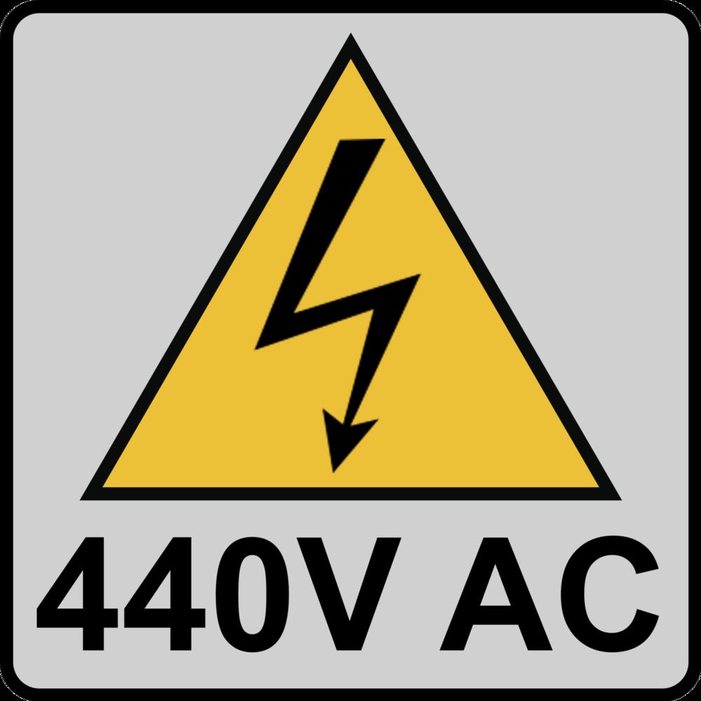 440V ac