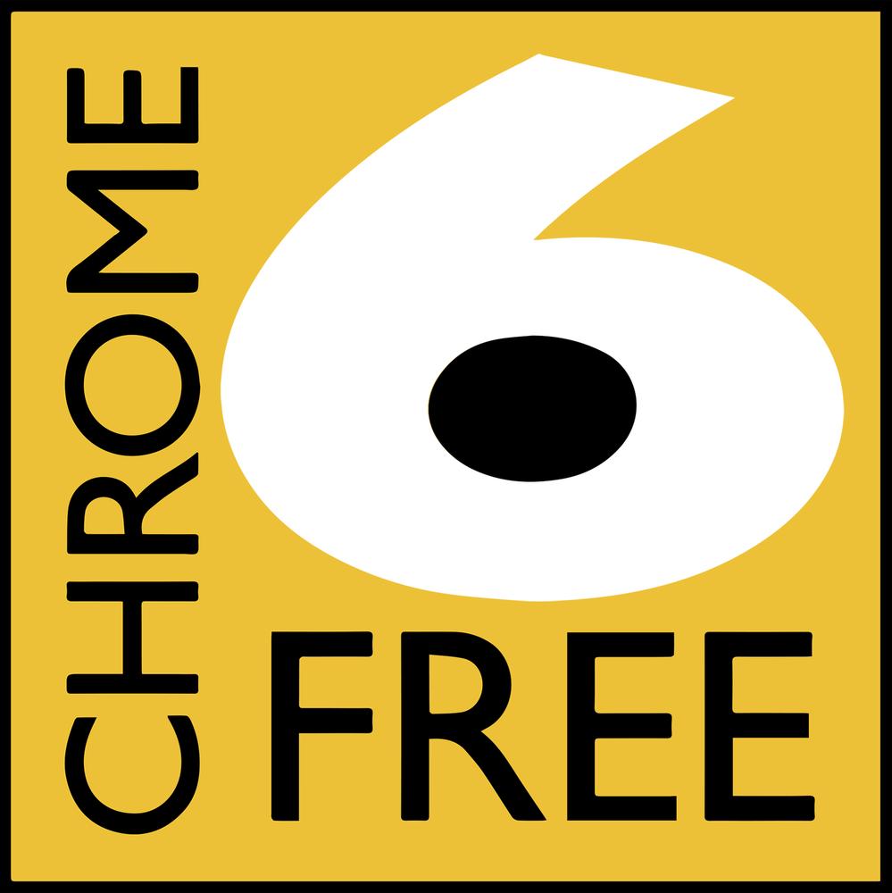 Chrome-6 free